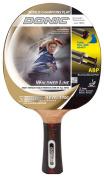 Skidskrot Unisex Waldner 1000 Table Tennis Bat - Gold/Grey, 26 cm