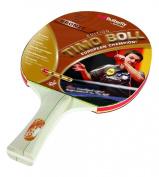 Butterfly Unisex Timo Boll Bronze Table Tennis Bat - Bronze, 26 cm