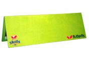 Butterfly V Shaped Starter Table Tennis Net & Post - 60cm X 10cm , Green/Red