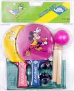 Schildkrot Disney Mini Table Tennis Junior Set - Multi