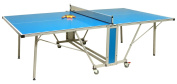 Mightymast Leisure Team Extreme Outdoor Tennis Table - Blue