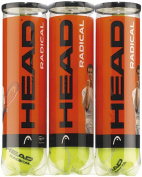 Head Radical Tennis Balls - Triple Pack