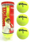 Wilson Championship Can of 3 Tennis balls