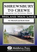 Shrewsbury to Crewe