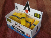 Karakal PU Super Grip (Box 24) Yellow