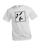 T-Shirt Shot Put-Pictogram