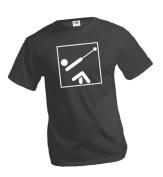 T-Shirt Hammer Throw-Pictogram