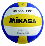 Mikasa MG School Pro Beach Volley Ball - 5, Mehrfarbig