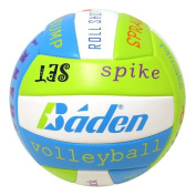 Baden Attitude Volleyball With Cushioned Synthetic Cover