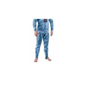 Mares Rash Guard Camo Pants - Blue - for Scuba Diving