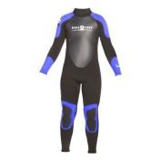 Aqua Lung Sport 3mm Quantum Stretch Childrens Snorkel/Scuba/Water Sports Wetsuit