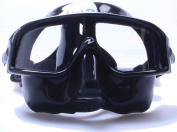 AquaLung Sphera Mask Black/Black
