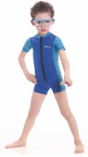 Cressi Shorty Kids - Thermal Wetsuit for Children - Premium Neoprene Ultra Stretch 1.5/2mm