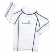 Snapper Rock Boy & Girl UPF 50+ UV Protection Long Sleeve Swim Shirt Rash Guard For Kids & Teens