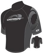 Opsrey Kiva Rash Vest in Grey - Boys XXX-Small