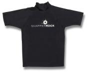 Snapper Rock Boy & Girl UPF 50+ UV Protection Short Sleeve Swim Shirt For Kids & Teens