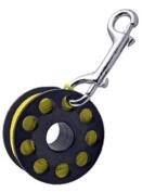 Storm Finger Spool 65' - Yellow Line for Technical Scuba divers