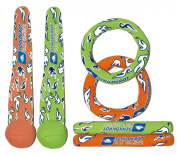 Schildkröt Fun Sports Neoprene Diving Set - Multicoloured
