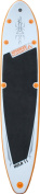 Advanced Elements Unisex Adult Hula 11 Inflatable Sup Surfboard - White/Orange,