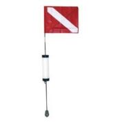 Shoreline Marine Buoy Dive Flag Kit