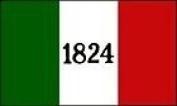 1.5m x 0.9m Alamo 1824 Flag