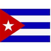 Cuba Flag 1.5m x 0.9m