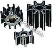 Jabsco Impeller Kit - 10 Blade - Neoprene - 5.1cm - 1.4cm Diameter