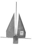 Fluke Galvanised Anchor , 3.6kg