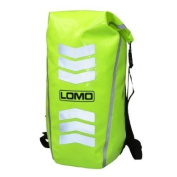 Lomo High Vis Cycling Rucksack Dry Bag 30L