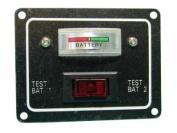 12v Electrical Caravan & Boat Battery Test Indicator