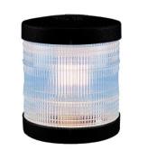 Aqua Signal Series 25 All Round White Navigation Light - Black Housing