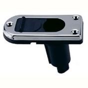 Perko - Locking Collar Pole Light Mounting Base - 2 Pin - Chrome Plated