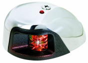 Attwood - Led 2-Mile Deck Mount Navigation Bow Light, Stainless Steel