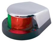 Perko - 1310Dp0Chr Chrome Bi-Colour Marine Bow Light
