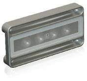Lumitec Lighting - Nevis Dimmable High Intensity Engine Room/Utility White Light