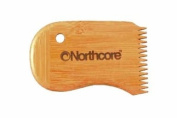 Northcore Overture Bamboo Wax Comb - Brown