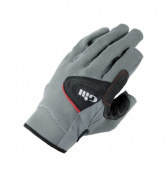 2013 Gill Deckhand JUNIOR Glove Long Finger Long 7051J in GREY/Black
