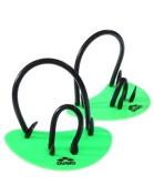 Arena Elite Finger Paddle green/black fin