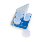 Zoggs Clear Silicone Ear Plugs