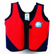 Splash About Kids Neoprene with Adjustable Buoyancy Float Jacket