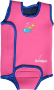 SwimBest Baby Wetsuit / Baby warmer wrap keeps baby warm water Girls & Boys - 0-6 , 6-12 & 12-24 months available now