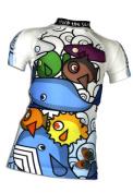 4BB2 Kids Seame UV Swim Shirt