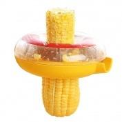 Kitchen Tool Detachable One Step Corn Kerneler Peeler Corn Cutter