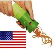 New Vegetable Twister Spiral Cutter/Slicer