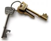 Bottle Opener Key