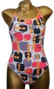 Swimsuit Swimwear for women cross straps style Annette