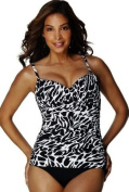 Miraclesuit Rialto One Piece Slimming Shapewear Swimsuit