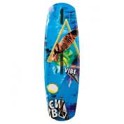 CWB Vibe TI Impact Base Wakeboard - 147cm