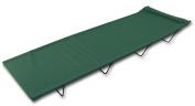 Yellowstone 4 Leg Camp Bed - Green