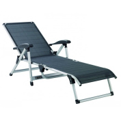 Outwell Devon Lounger titanium camp bed